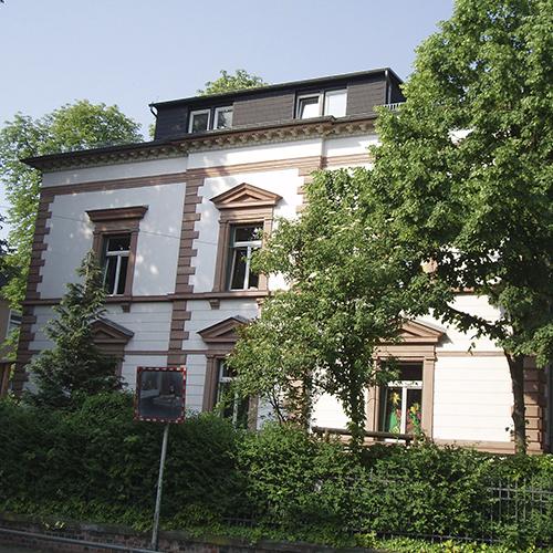 Caritasverband Frankfurt, Kita Alte Villa