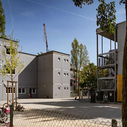 Grundschule Europviertel