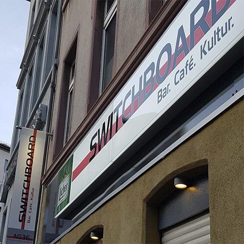 Switchboard - Bar, Cafe, Kultur