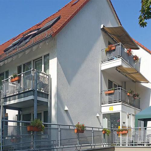 Haus am Rosengarten