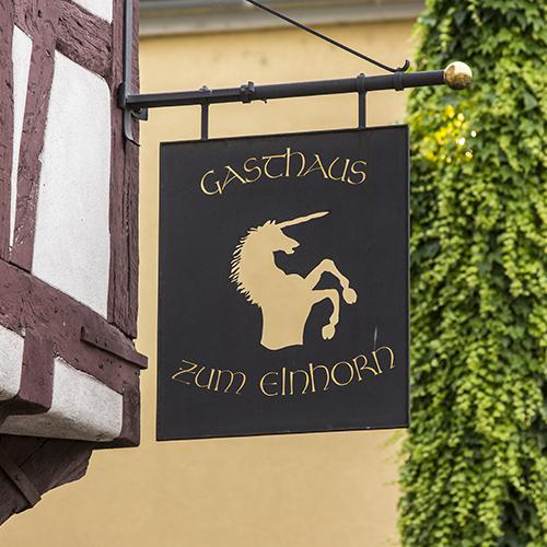 Gasthaus Zum Einhorn